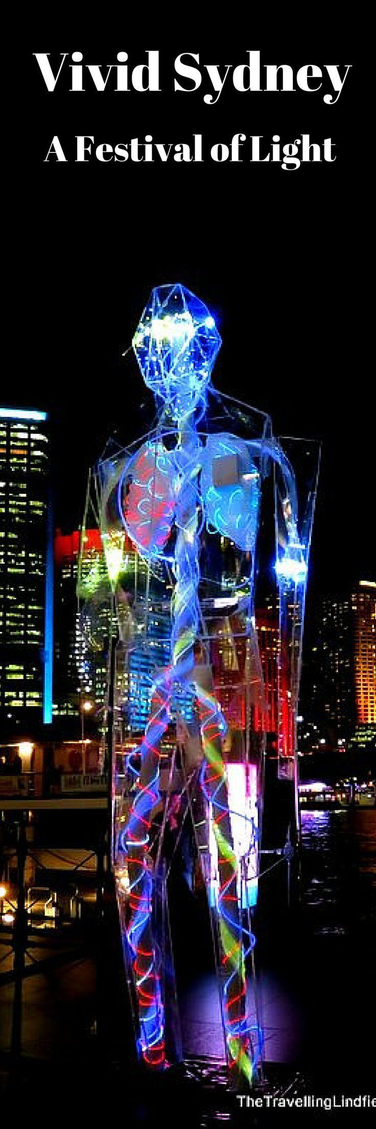 Vivid Sydney: Lights, camera, action! - http://www.thetravellinglindfields.com/2015/05/vivid-sydney-light-music-and-ideas.html