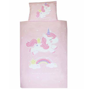 Single Bed Set Unicorn – baby company