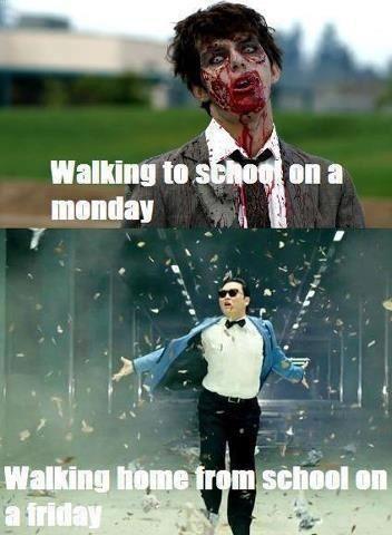 True. True. True.