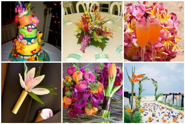 482 Best Tropical Wedding Ideas Images On Pinterest: 7 Best Tahitian Wedding Theme Images On Pinterest
