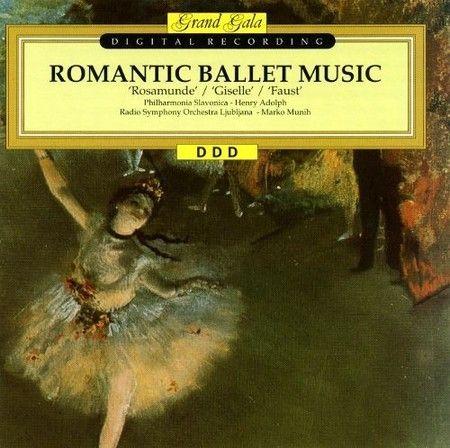 Cd Romantic Ballet Music