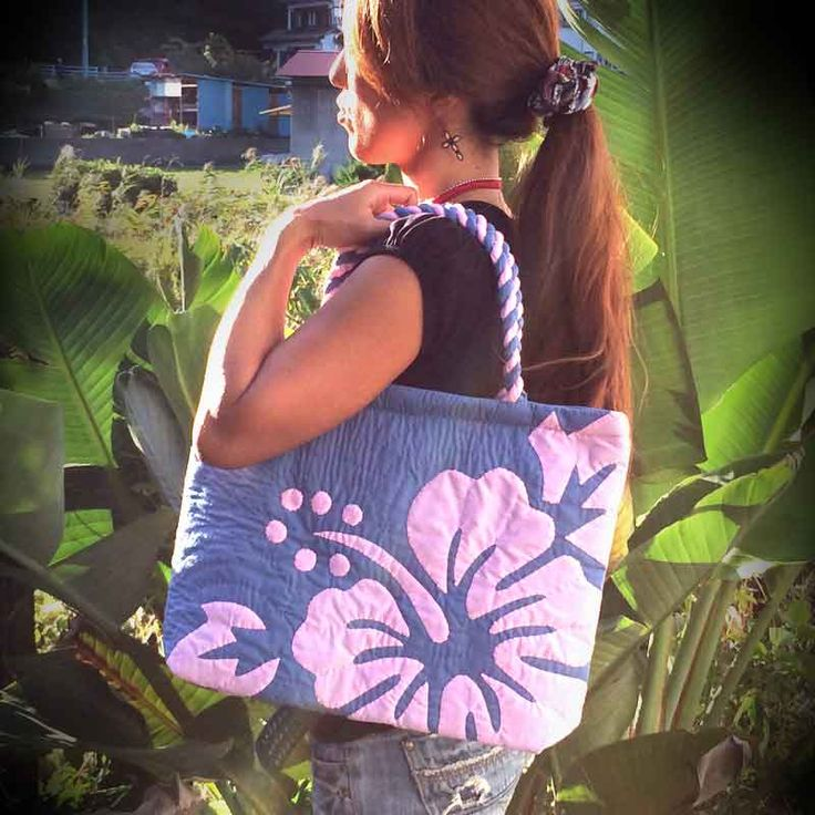 Hawaiian Quilt Bag - Поиск в Google