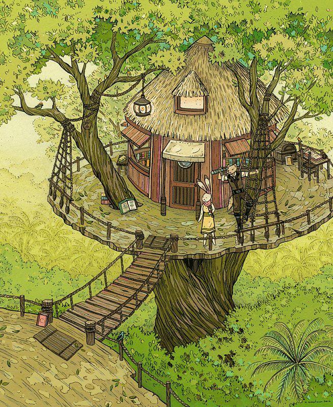 NICOLE GUSTAFSSON | Rainforest Adventure