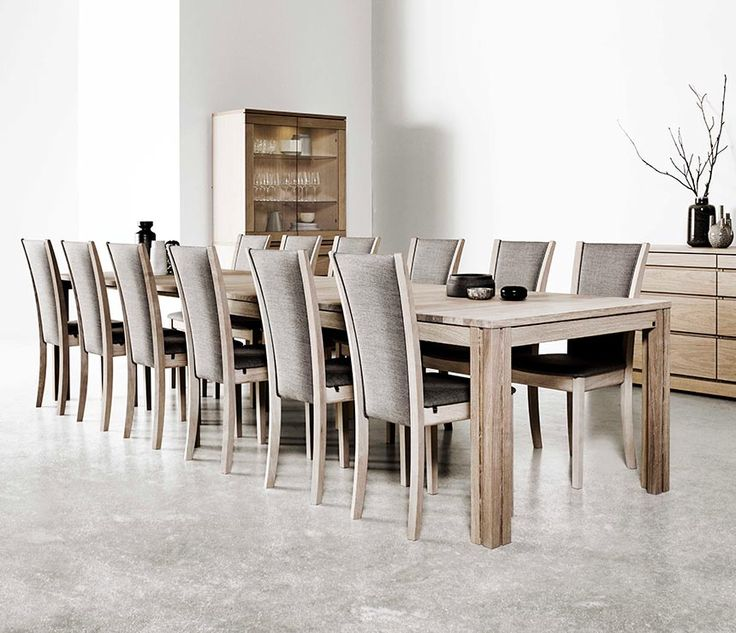Wharfside Long Dining Table