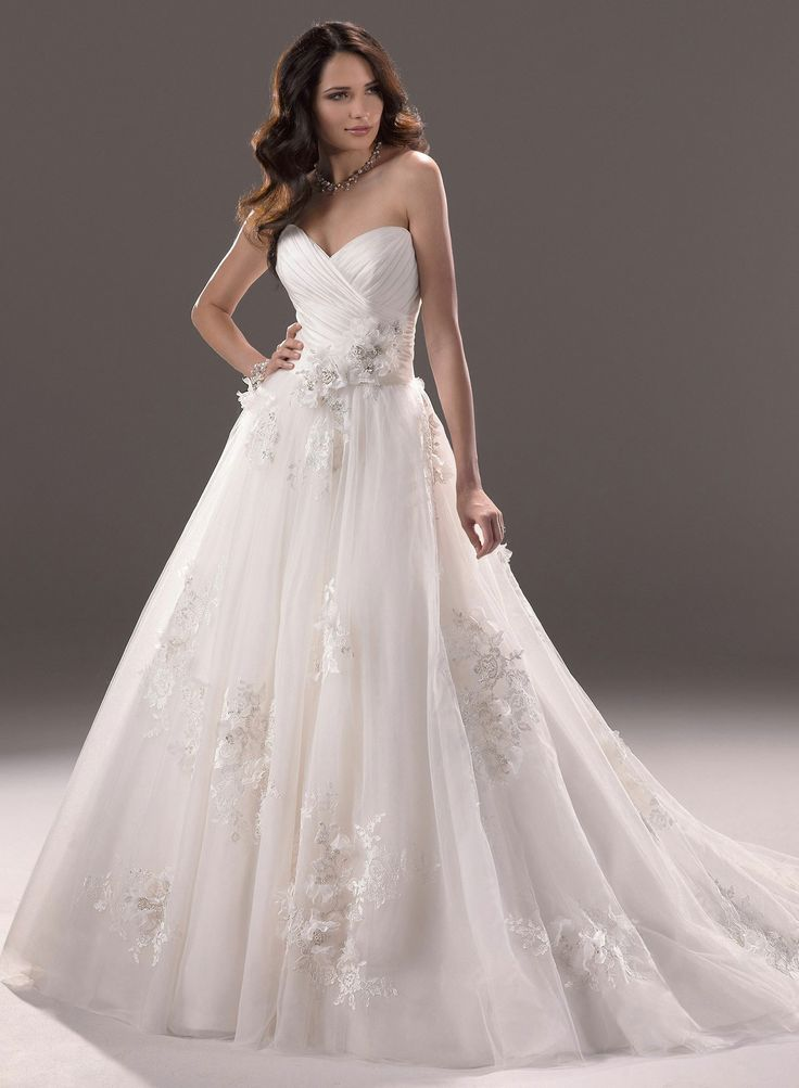 strapless wedding dresses by maggie sottero_09