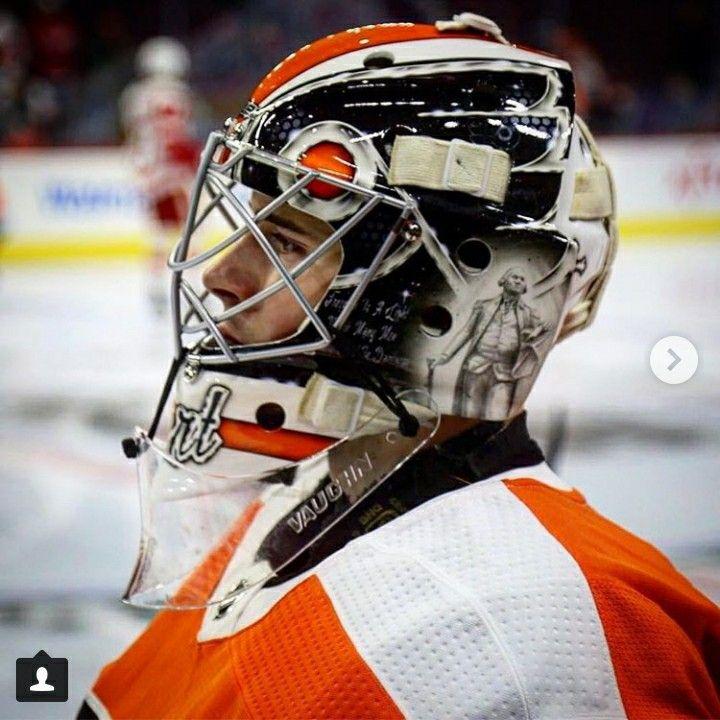 Carter Hart S Nhl Debut Philadelphia Flyers Philadelphia Flyers Hockey Flyers Hockey