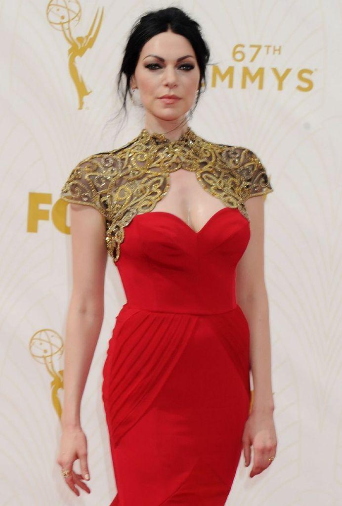 Laura Pepron – 67th Annual Primetime Emmy Awards in LA : Global Celebrtities (F) FunFunky.com