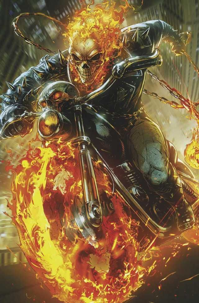 Textless Covers October 3 2018 Ghost Rider Wallpaper Ghost Rider Marvel Ghost Rider Tattoo