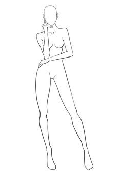 thoughtful croquis - Google Search