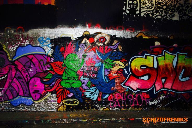 https://flic.kr/p/KZkFcN   Leake Street London SE1 - Graffiti tunnel (credit…