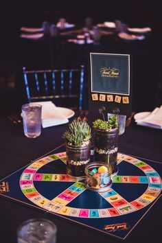 This Chicago brunch wedding slays us with board games and nostalgia