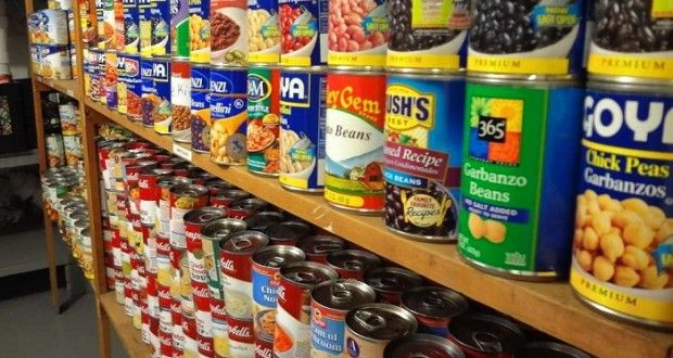 How To Stock An Emergency Food Pantry For Less Than $60 | Off The Grid News