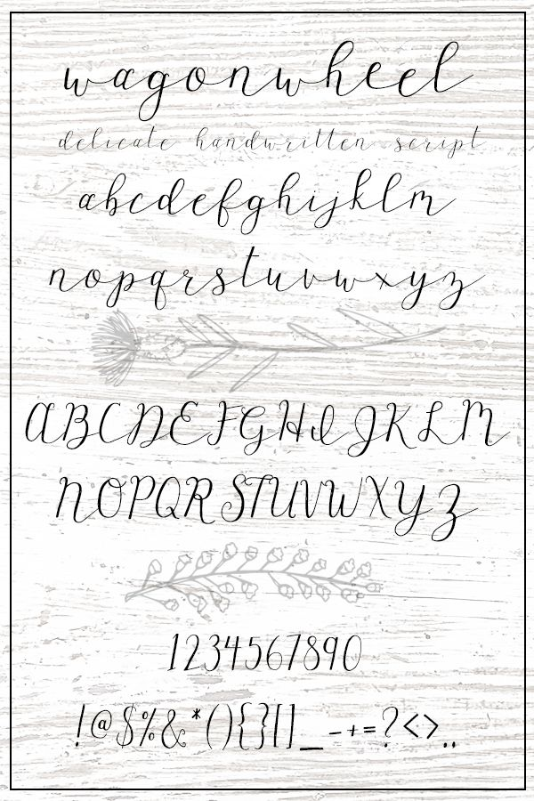 Elegant Cursive Fonts Copy And Paste