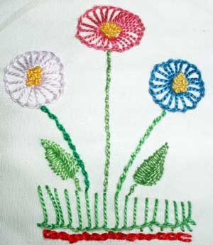 27 best simple embroidery projects for kids images on pinterest