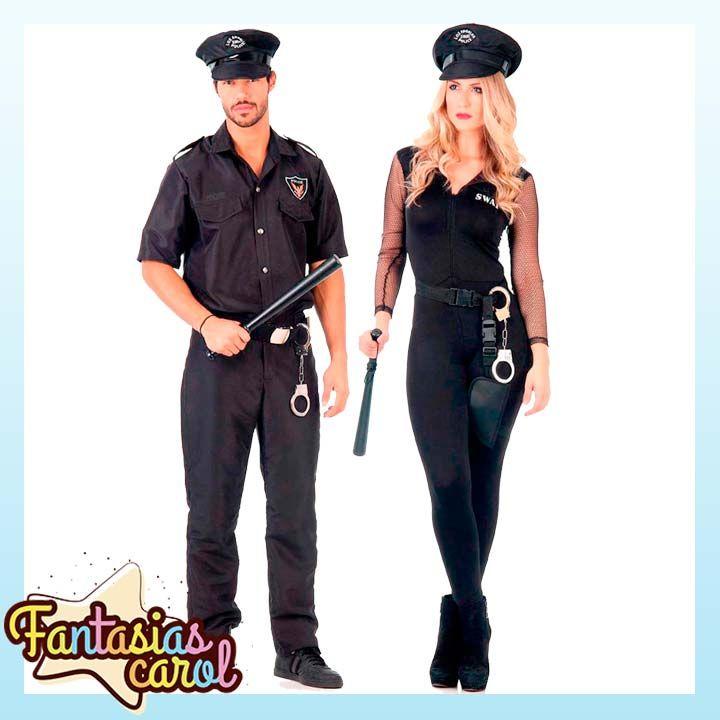 Fantasias de casal e na FantasiasCarol!  Aproveite essa super promoção de fantasias de Casal Policial Masculino e Feminino Completa Com Quepe por apenas...  Confira -> https://www.fantasiascarol.com.br/fantasia-de-casal-policial-masculino-e-feminino-completa-com-quepe-sulamericana-p1064/  #Fantasiascarol #fantasiasdecasal #fantasiasmasculinas #policial #fantasiasdepolicial #sulamericanafantasias