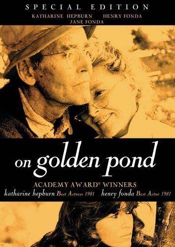 On Golden Pond (1981): Film, Classic Movie, Ponds 1981, Ponds Special, Henry Fonda, Golden Ponds, Katharine Hepburn, Jane Fonda, Favorite Movie