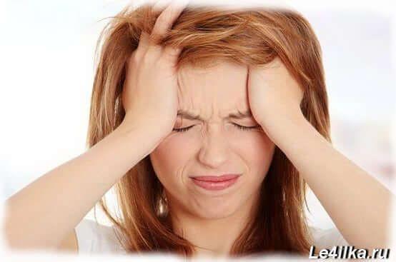 Мигрень - причины, лечение, как снять приступ головной боли