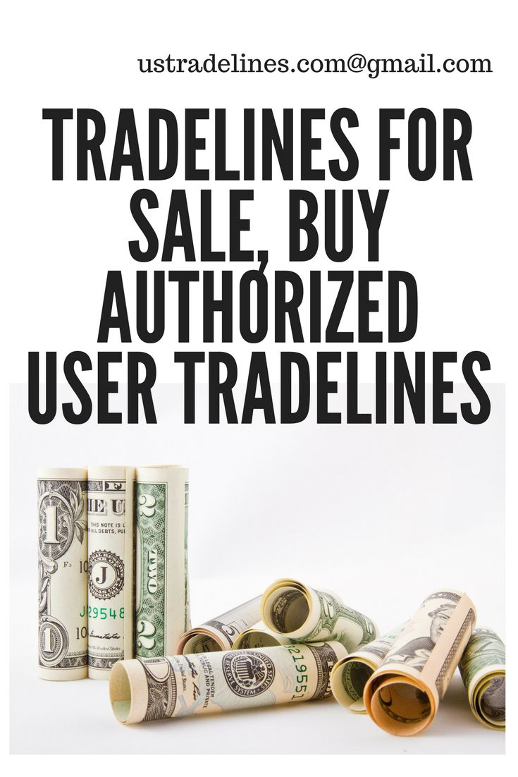 If you are interested in purchasing an authorized tradeline? Get more information regarding tradelines by visit our page http://www.ustradelines.com/tradelines-for-sale/.