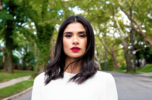 Diane Guerrero photographed by Marcus Branch ""