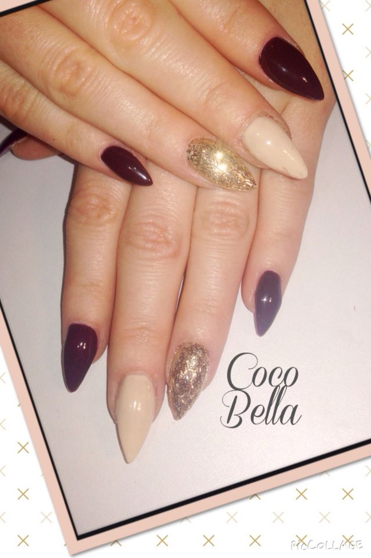 Winter Nails. Gel Nails. Coco Bella Nail Bar.