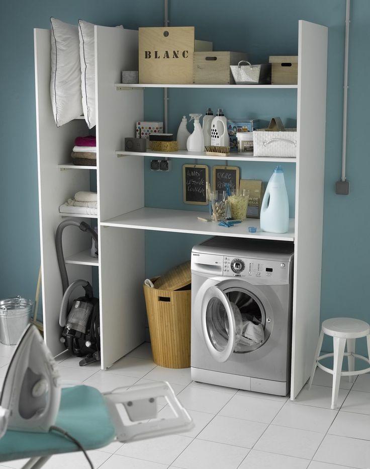 Ein Praktisches Mobelstuck Fur Eine Waschkuche Buanderieblanche Ein Eine Fur Mobelstuc Waschkuche Mobelstuck Wasche