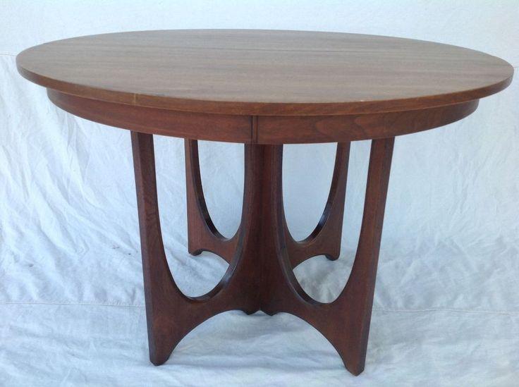 Vintage Broyhill Brasilia Table Leaf Pad 6 Chairs Walnut  : 4a71d6ccce39f7b41275f89a7598e5da from www.pinterest.com size 736 x 549 jpeg 43kB