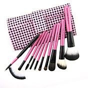 Color Shine-High Quality Wool Brush Set(10pcs... – USD $ 19.99