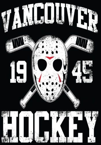 Vancouver 1945 Hockey: Hockey Books For Kids, Journal & Personal Stats Tracker, 100 Games, 7 x 10
