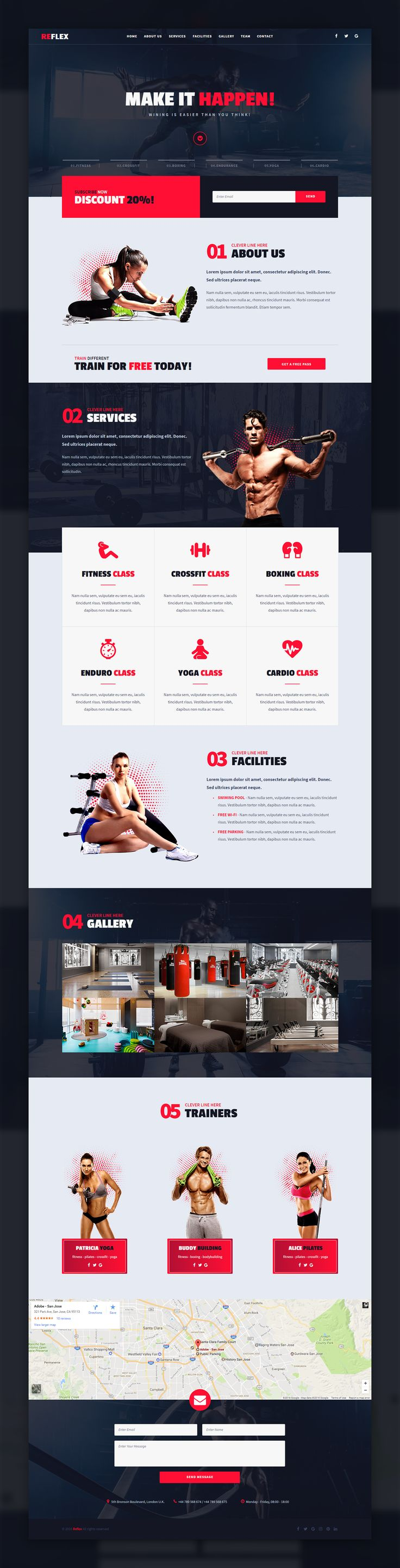817 best best one pager website designs images on pinterest