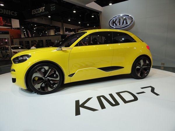 Kia Knd 7 Concept Car Made It S North American Debut At Ces 2017 In Las Vegas Automoviles Oneses Y De Otros Lugares Pinterest Cars