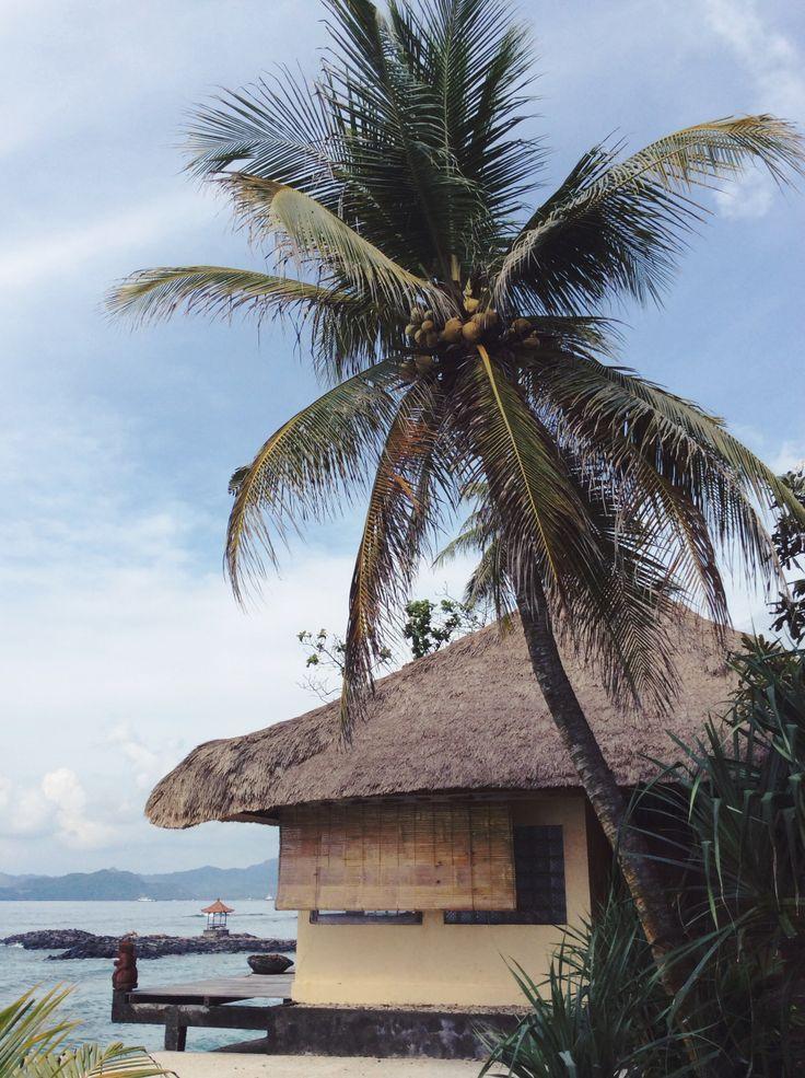 Ocean. Bali