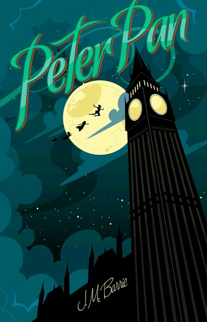 Peter & Wendy / Peter Pan / James M. Barrie