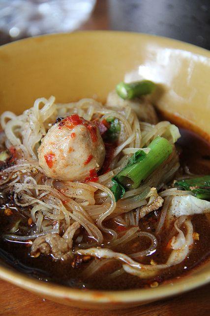 Sud Yod Kuay Teow Reua (Best Boat Noodles)