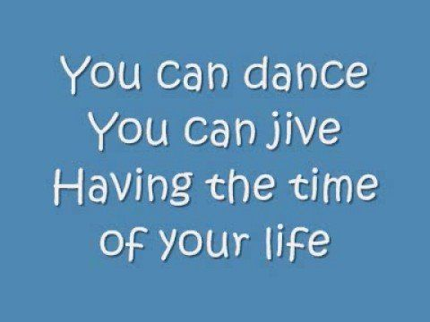Their most popular song, I believe....  (Abba - Dancing Queen - lyrics)