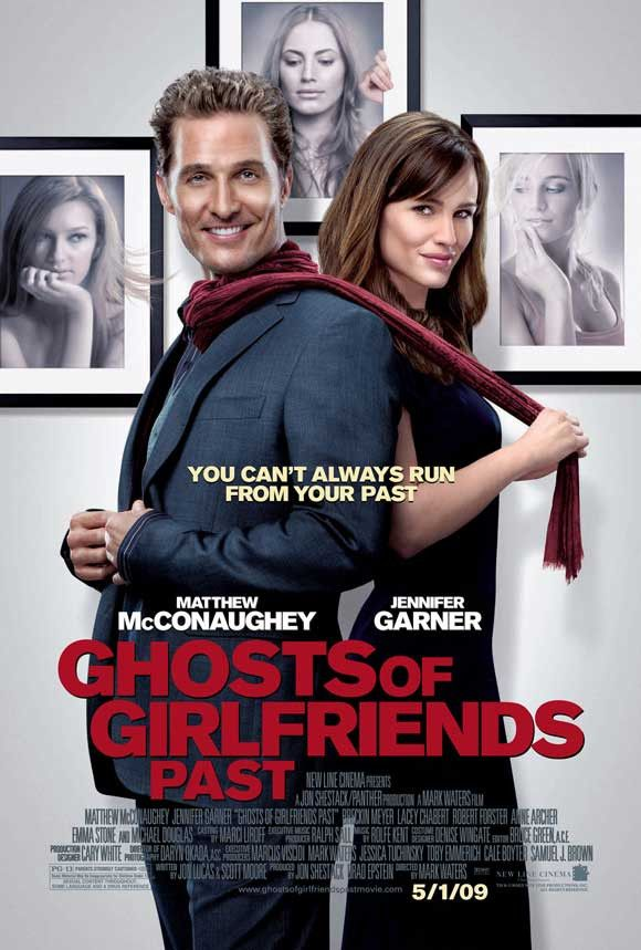 Ghosts of Girlfriends Past 11x17 Movie Poster (2009)