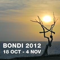 Bondi - 18 Oct to 4 Nov 2012