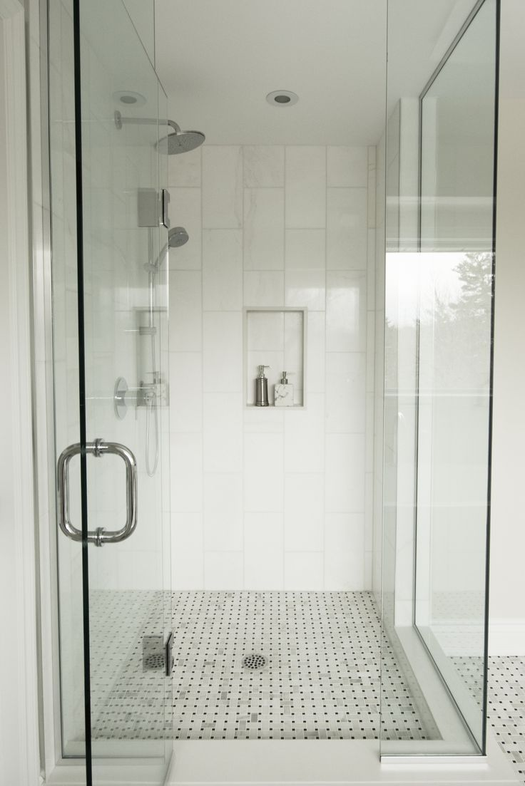 Base For Bathroom Floor Tiles : Best ideas about stand up showers on tub