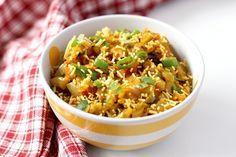 sev pyaz ki sabzi spring onion curry
