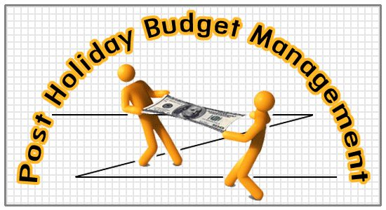 Budget Management After Holiday