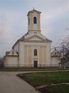 Templom.hu - Templomok és harangok a történelmi Magyarországon | Szilberek, római katolikus templom