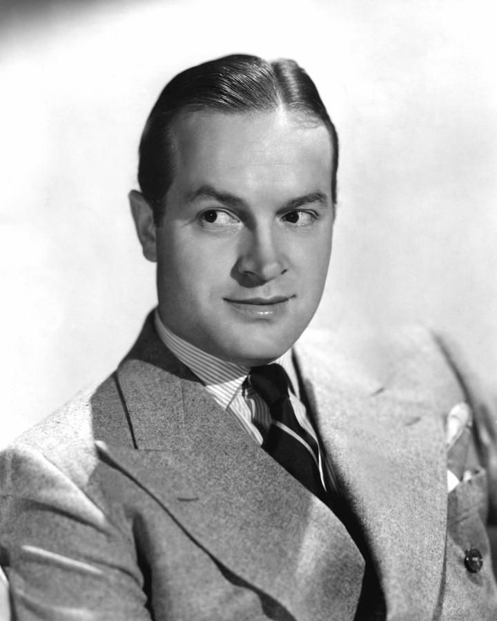 """Bob Hope (May 29, 1903 � July 27, 2003). The song """"Thanks For the ..."""