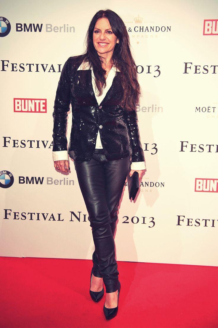 Christine Neubauer Festival Night 2013 Berlin 2013-02-08