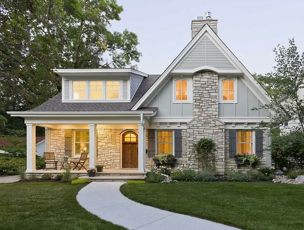Pearce Cottage After Exterior Makeover by Sicora Designs