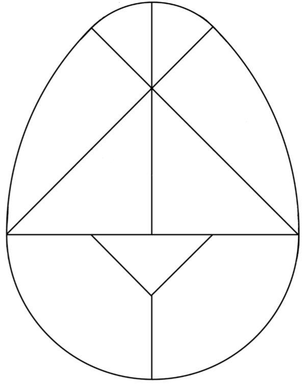 Tipos de Tangram: Quais os tipos de Tangram existentes? Tangram oval, tangram coração, tangram triangular etc - ESPAÇO EDUCAR