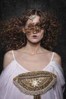 """IULIA ALBU _ """" FLAPPER BRIDE """" _2_ DOINA LEVINTZA   VALENTIN CALINESCU PHOTOGRAPHY"""