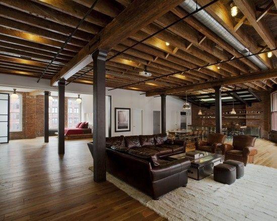 unfinished basement ceiling | DIY Unfinished Basement Decorating
