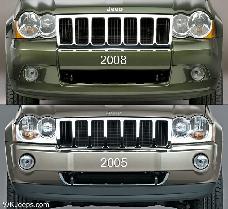 05-07 grill & 08-10 grill