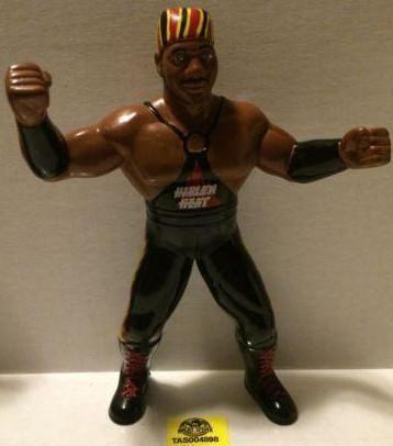 (TAS004898) - WWE WWF WCW NWO Wrestling OSFTM Figure - Harlem Heat