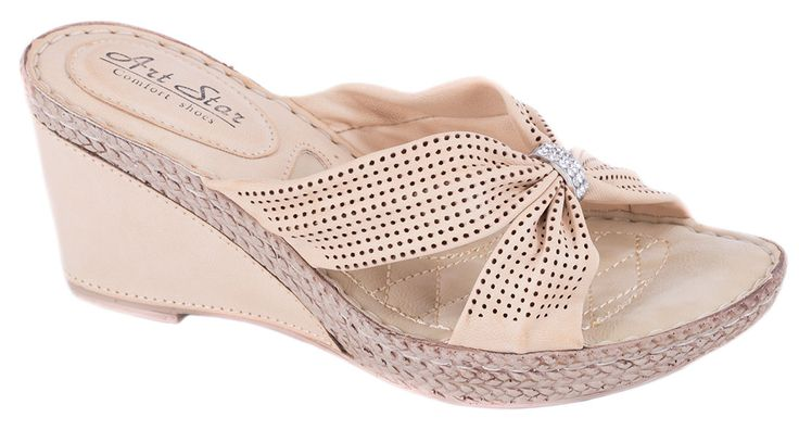Papuci cu talpa ortopedica 5009-2B. Reducere 40%.