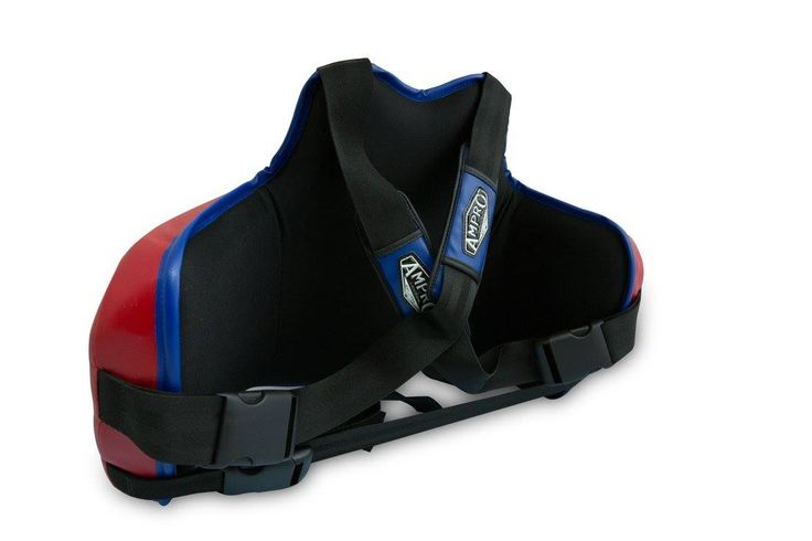 http://www.ampro.co.uk/shop/ampro-body-protector-blue-red.html £85.00